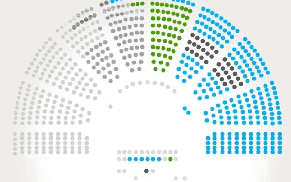 Venti di crisi su caliendo la fine del governo berlusconi iv for Quanti sono i deputati alla camera