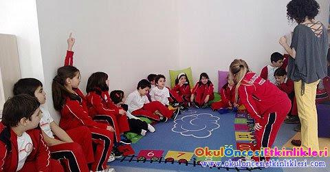 Drama örnekleri Okul öncesi Etkinlikleri Hayallerinizi Sınırlamayın