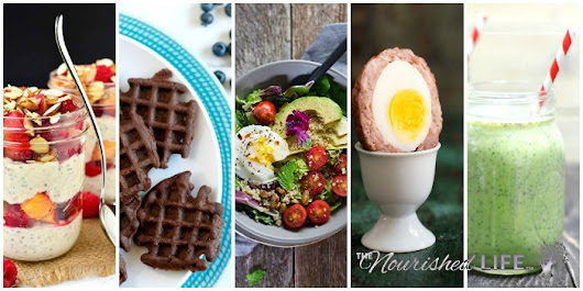 47 Healthy Breakfast Recipes - Too Good Not to Try!