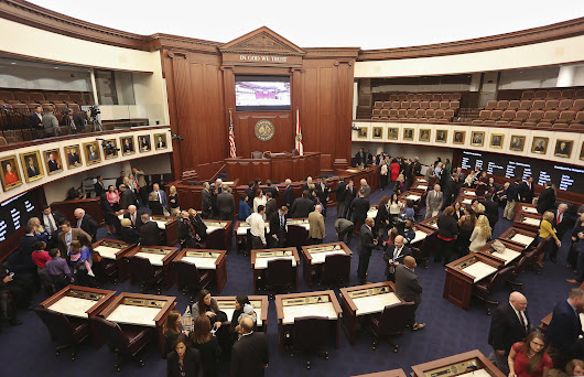 103 proposals for changing Florida's constitution
