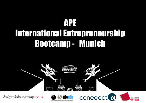 APE International Entrepreneurship Bootcamp 2019 | DesignThinkers Group Club Formación Ejecutiva y Profesional Barcelona