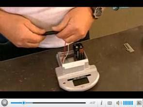 Video xây dựng công tơ mét tiền điện tử