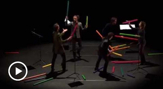 A Bach Prelude Played On Boomwhackers - Digg