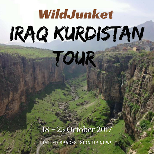 Tour Iraqi Kurdistan With Me! Group Travel With Like-Minded Travelers