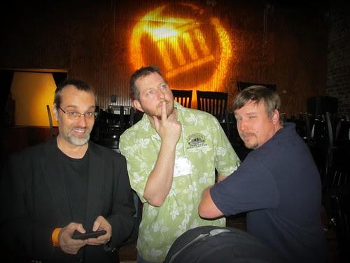 Firkin trio