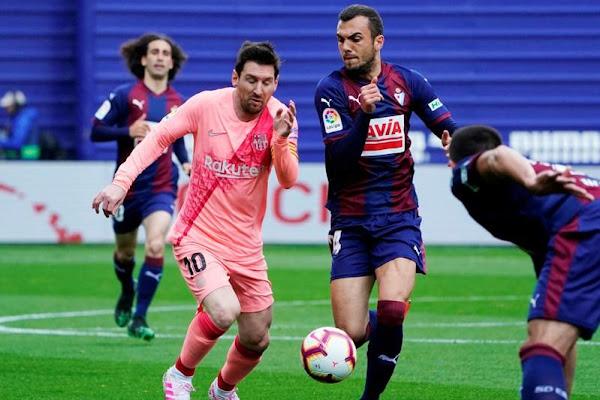 6453f3b15af9 Messi increases goal haul as Barca draw with Eibar