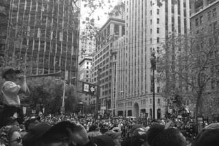 SF Giants 2012 World Series - Crowd