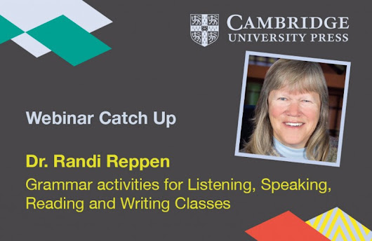 Cambridge Conversations - All things ELT from Cambridge English