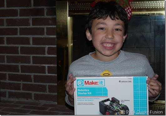 #Gift Smart with Radio Shack and Some Great STEM Toys | QuirkyFusion