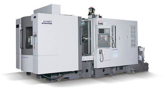 HYUNDAI-WIA HS4000 HORIZONTAL MACHINING CENTER