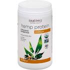 Nutiva Organic Hemp Shake, Vanilla - 16 oz bottle