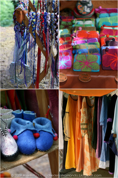 Vestiario e altri prodotti