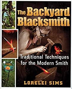 4KK⋙ Libro The Backyard Blacksmith Lorelei Sims ...