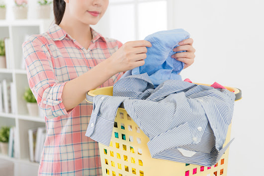 Keep Laundry Organized & Efficient with These Tips