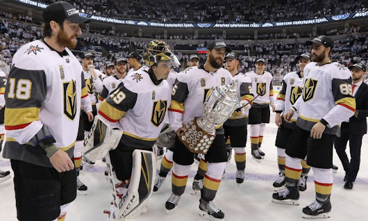 Why I love the Vegas Golden Knights in the Stanley Cup Final
