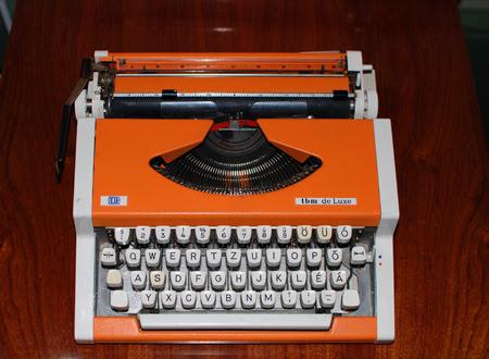 OrangTypewriter