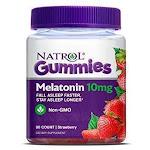 Natrol Melatonin, Gummies, 10 Mg - 90 ct
