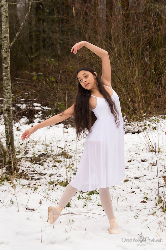 Snow Dance | Dance Photography