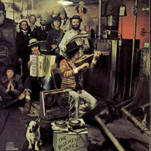 """Cover of """"Basement Tapes"""""""