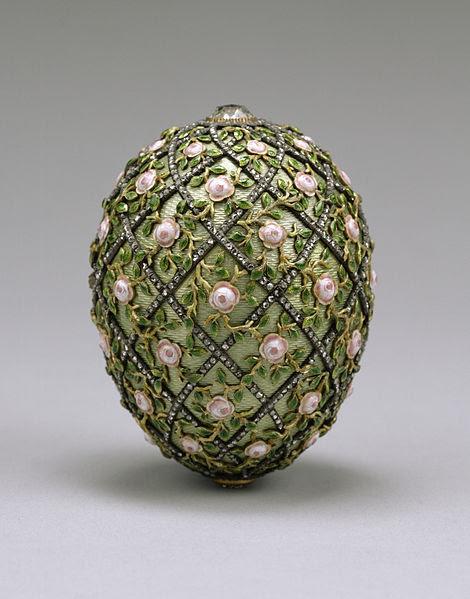 File:House of Fabergé - Rose Trellis Egg - Walters 44501.jpg