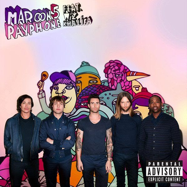 Payphone (Single Cover), Maroon 5