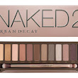La palette Naked 2 d'Urban Decay-maquillage yeux