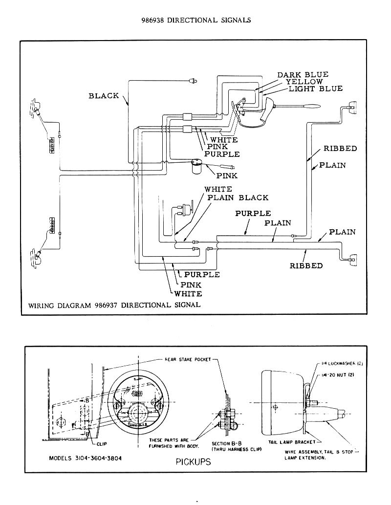 Electrical Wiring Diagram 1952 Hd For Dummy - Wiring ...