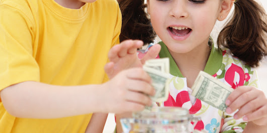 How To Teach A Six-Year-Old Girl About Money