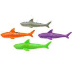 7Color Swimming Pool Toys Dive Torpedo-Shark 4-PackΓÇ