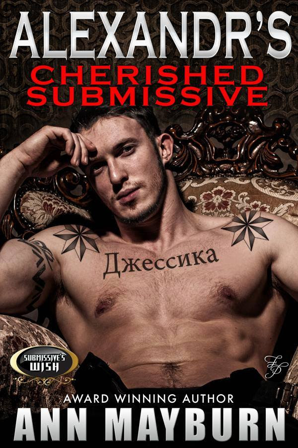 Alexandr's Cherished Submissive Cover