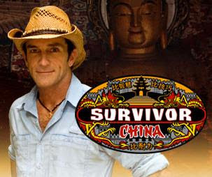 Jeff Probst - Survivor: China