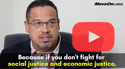 Why we need Keith Ellison (@keithellison @ellisoncampaign) as DNC Chair