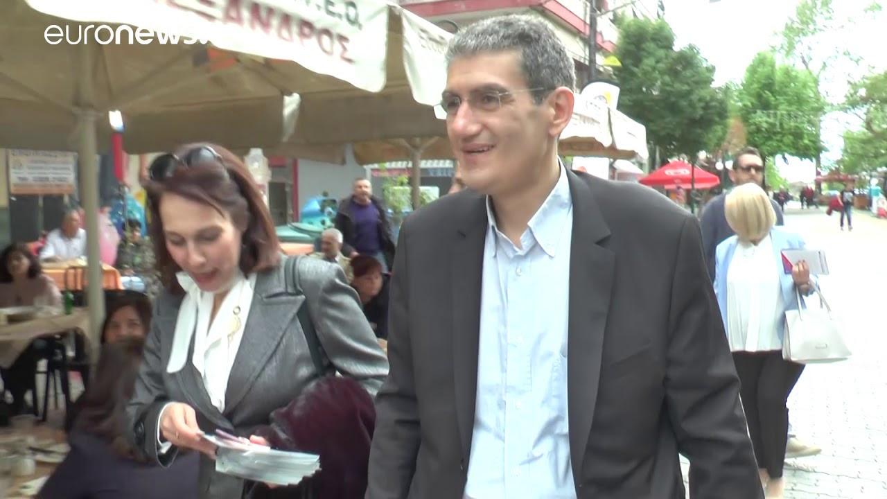 Αποτέλεσμα εικόνας για Προεκλογική εκστρατεία εν μέσω αποδοκιμασιών για  Γιαννούλη - Τζιτζικώστα...