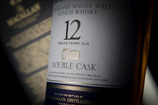 Macallan 12 Year Old Double Cask Whisky Review