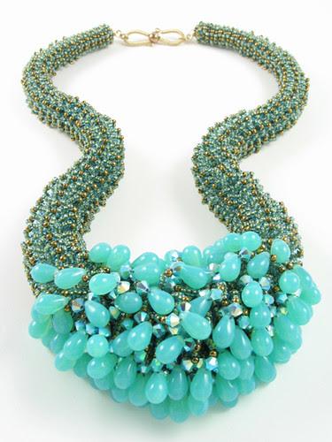 Lekku Necklace turquoise