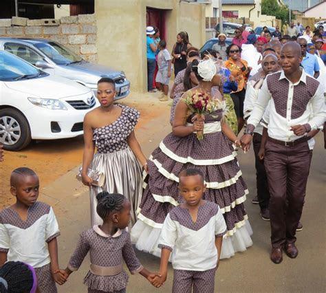 Sesotho Traditional Wedding Dress Patterns   Joy Studio