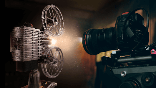Why Films are not really 'Films' these days - The digital evolution in Movie Industry