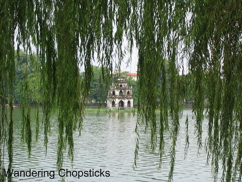 Ho Hoan Kiem (Returned Sword Lake) - Hanoi - Vietnam 1