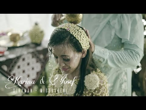 Siraman, Midodareni Karina dan Yosef | Jasa Video Wedding Cinematic Jogja