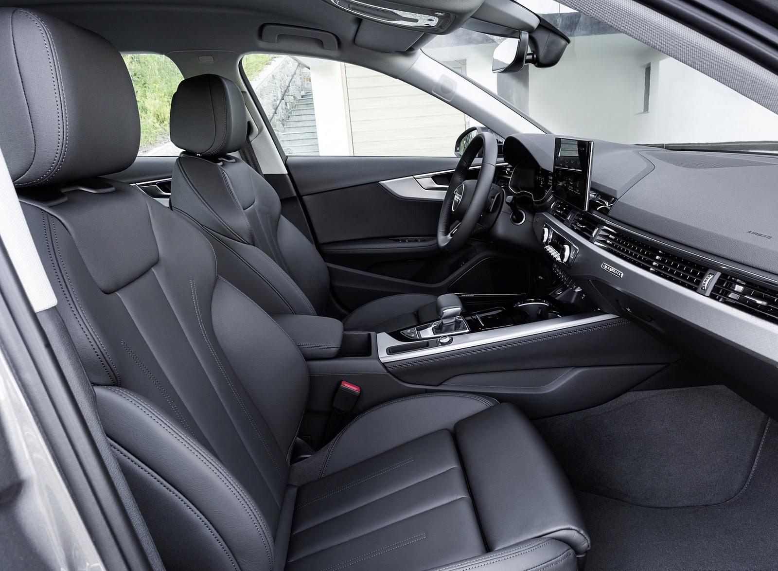 audi a4 2020 sedan interior - supercars gallery