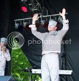 Hands up Devo