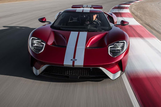 2017 Ford GT First Drive Review: The Right Stuff