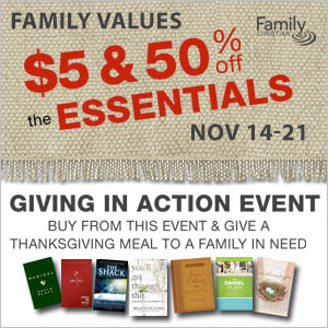 Family Values $5 & 50% off the Essentials