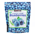 Kirkland Signature Organic Dried Bluberries, 20 oz.
