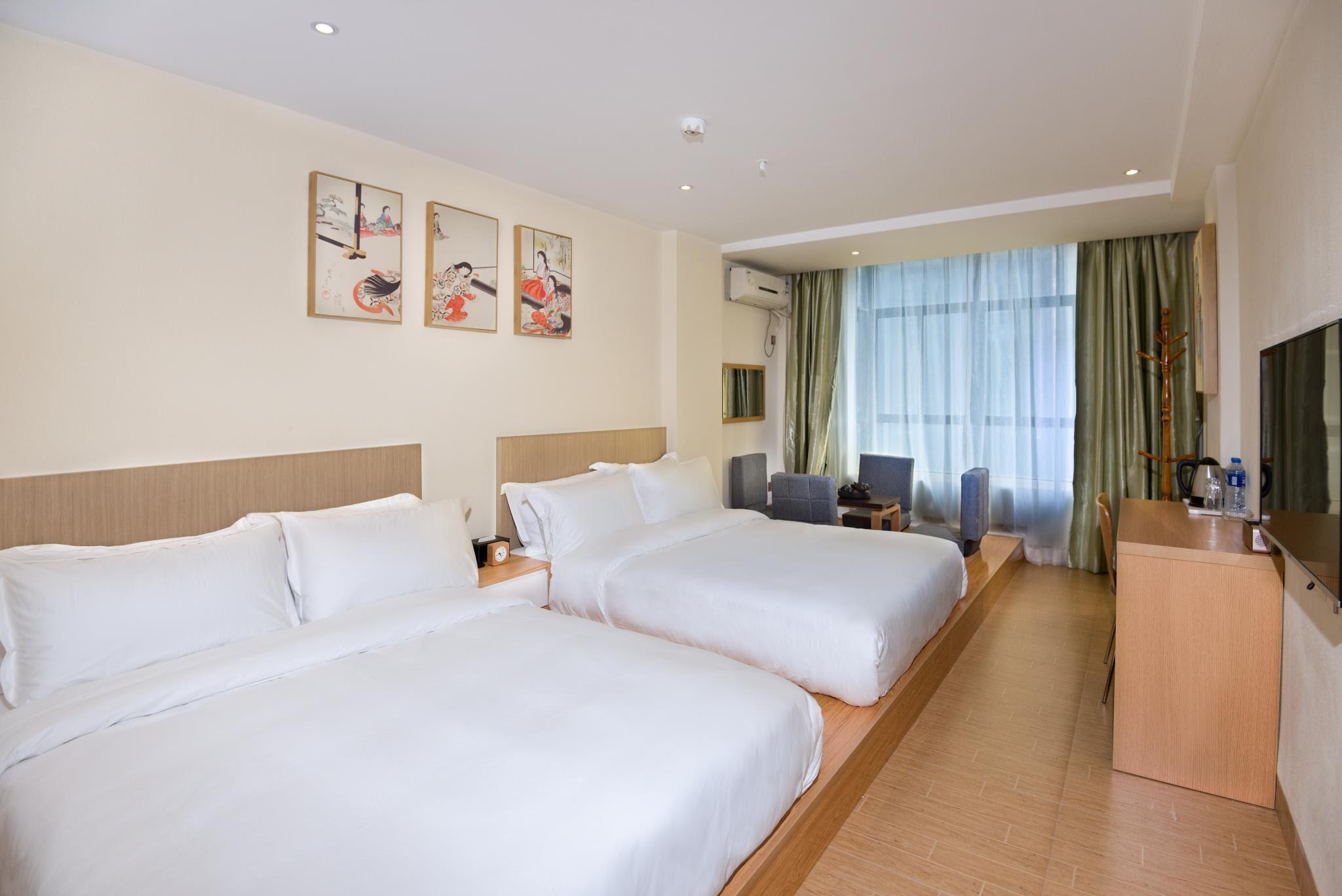 Review Bangkok One hotel Huizhou