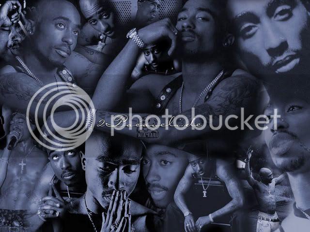 Tupac Wallpaper
