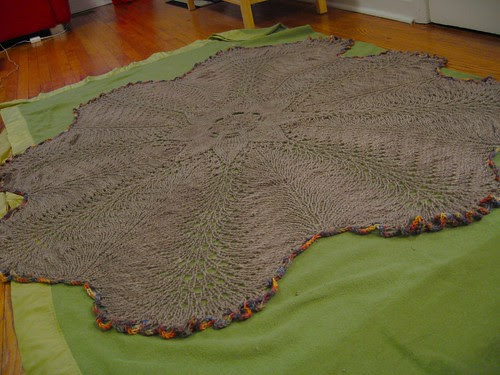 Blanket blocking