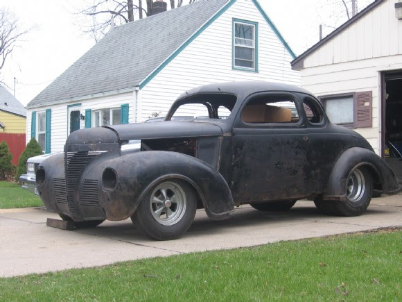 My 39 Plymouth The Bangshift Com Forums