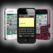 Spike – Blackberry-Style Keyboard and Case for the iPhone