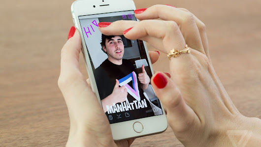 Apple is creating its own Snapchat, says Bloomberg